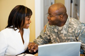Military Social Worker