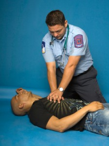 Volunteer EMT
