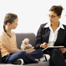 Social Worker For Children